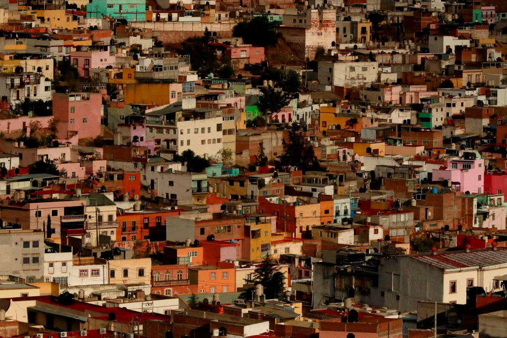 The city of Zacatecas is home to 190,000 and draws in tourists for its cultural and historical attractions. (Erika Schultz / The Seattle Times)
