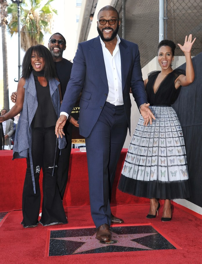 Image result for photos of tyler perry studio launch
