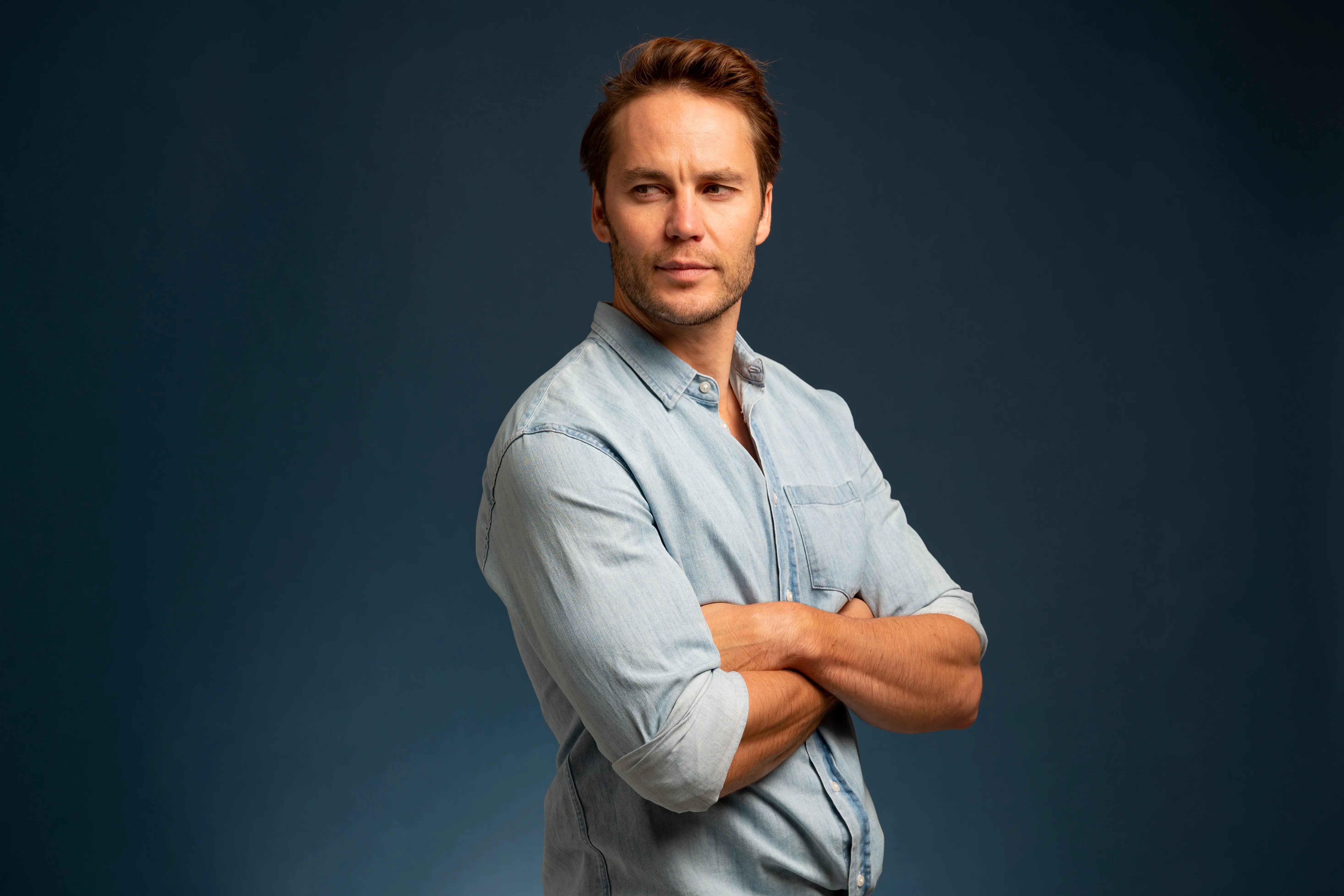 Taylor Kitsch plays a bad guy with nuance and special skills | The Seattle Times