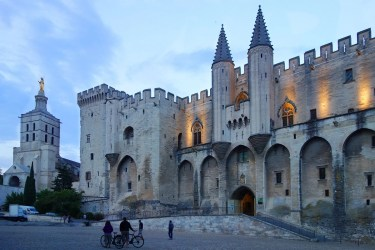Reconnecting with Avignon a medieval town with a youthful attitude The Seattle Times