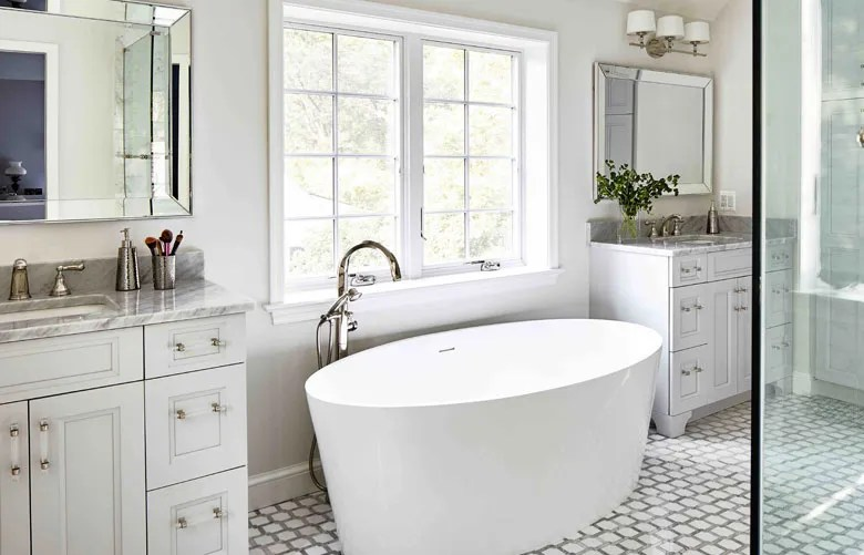5 bathroom updates that will stand the