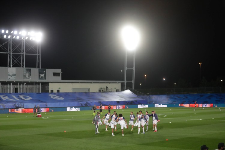 Real Madrid, Shakhtar moving stadiums for Champions League ...