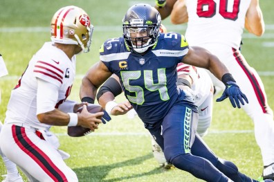 Instant analysis: Three impressions from the Seahawks' Week 8 win vs. the  49ers | The Seattle Times