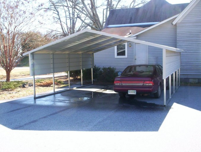 Metal Carport Kits