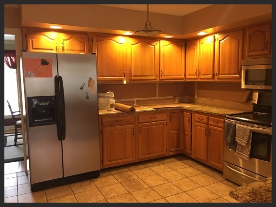 kitchen cabinets lexington ky towel hanging ideas fast bath remodel by spraymasters inc.