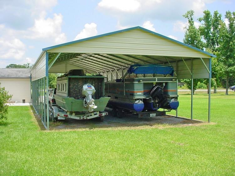Carports Michigan MI Metal Steel Carport
