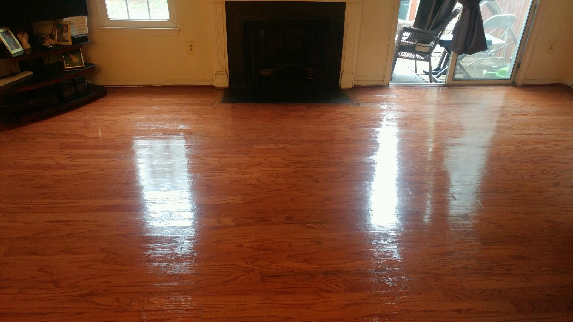 Hardwood Floor Cleaning Estimate  JRNT Cleaning Service