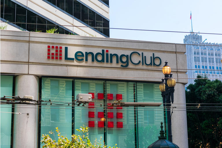 Sídlo spoločnosti LendingClub v Silicon Valley.
