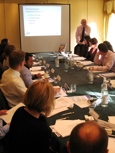 Golden Networking's Advanced Market Timing Experts Workshop 2011