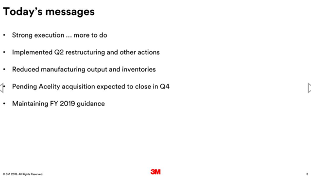 3M: Why The Company Is Almost A 'Strong Buy' - 3M Company (NYSE:MMM)