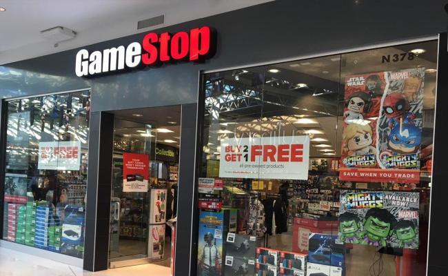 Gamestop Circling The Drain Gamestop Corp Nyse Gme