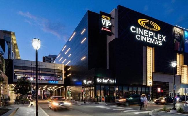 Cineplex Inc This Canadian Theater Chain Is A Dividend