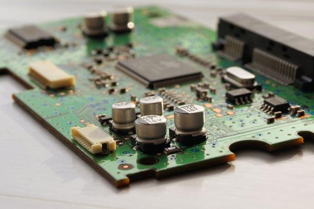 And Circuits Electronic Circuit For Printed Circuit Board Definition
