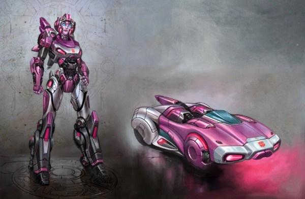 Transformers Fall of Cybertron Arcee