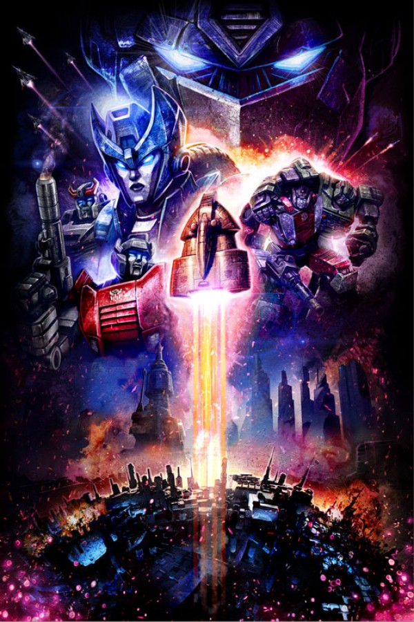 Epic Titan Fall Wallpaper New Poster For Transformers War For Cybertron Siege With