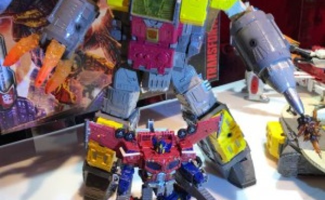 Toy Fair New York 2019 Transformers War For Cybertron