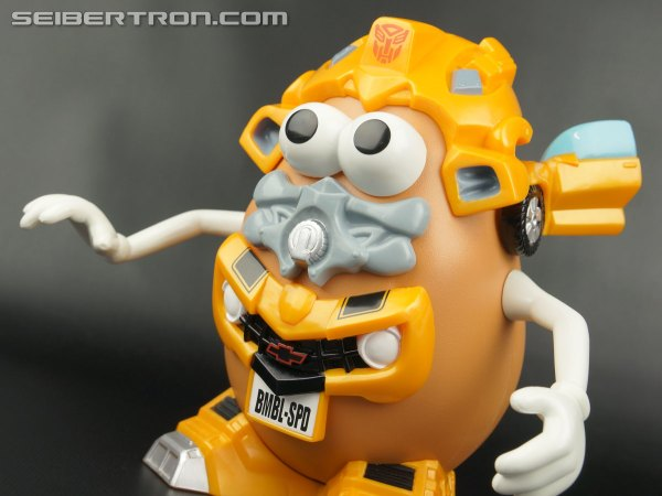 Transformers . Potato Head Bumble Spud Toy