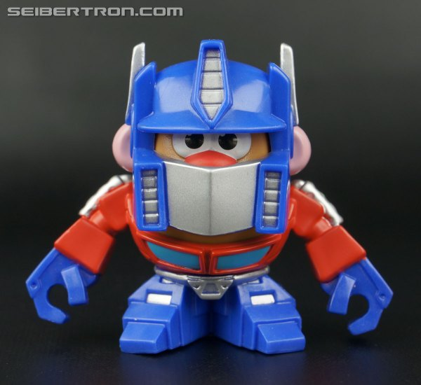 Transformers . Potato Head Optimus Prime Toy
