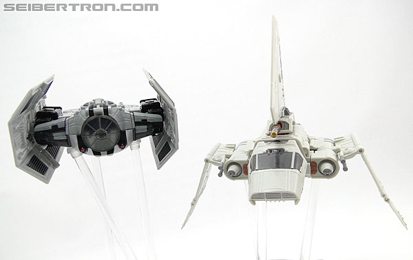 Star Wars Transformers Galactic Showdown Darth Vader (TIE
