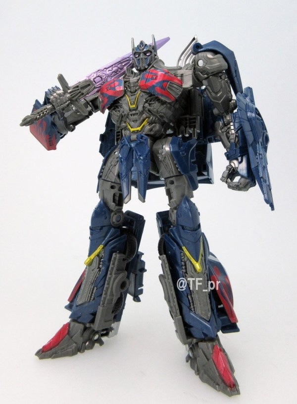 Optimus Prime Aligned Continuity Transformers - Year of
