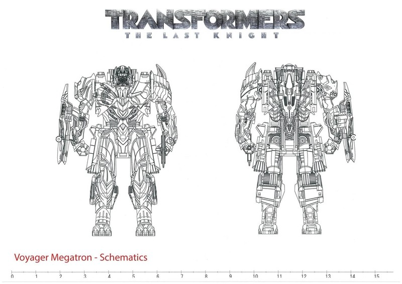 SDCC 2017: Transformers: The Last Knight Toy Concepts and