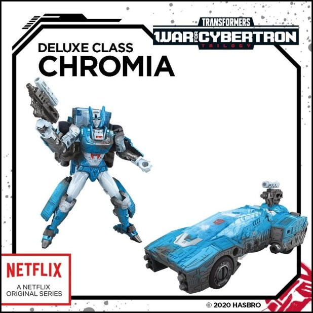 Transformers News: Official Images for all Toyfair 2020 Transformers Reveals