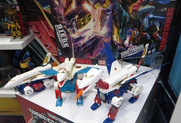 Transformers News: New Sky Lynx image from the Australian Toy Fair