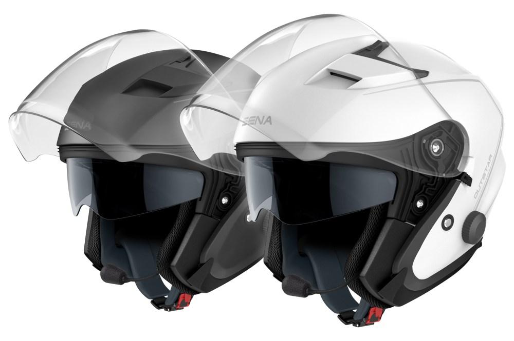 Oustar Full-Face Smart Helmet