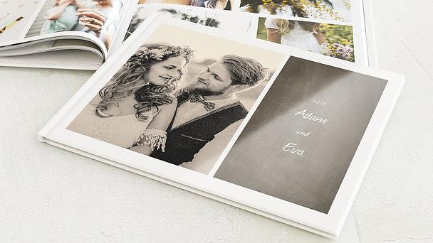 Fotobuch Hochzeit Getfelt Detail