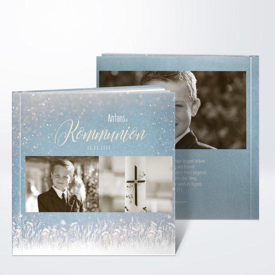 Fotobuch Kommunion Zauberlicht Kommunion Detail