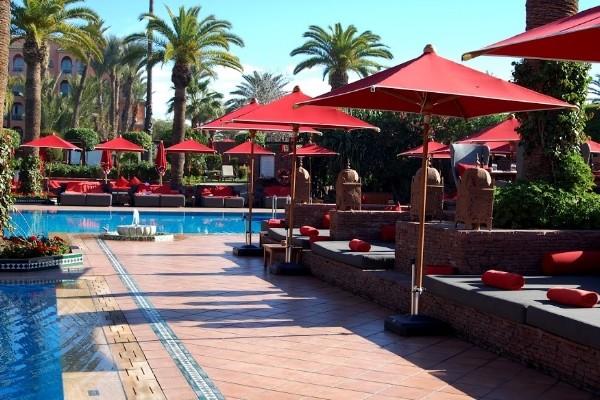 Htel Sofitel Rak Lounge And Spa Marrakech Maroc  GO Voyages