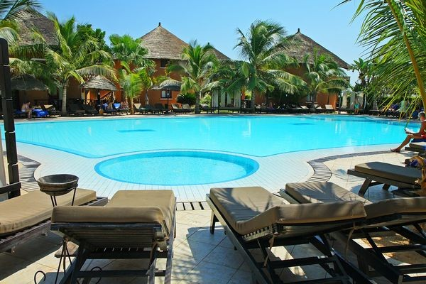 Htel Lamantin Beach Resort  Spa Saly Senegal  FRAM