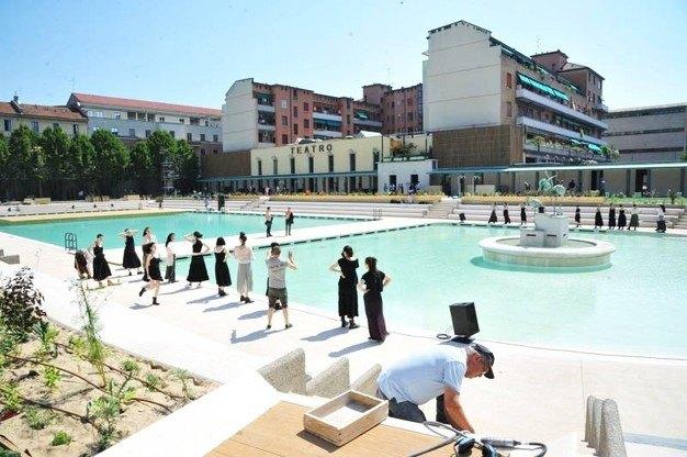 Milano la piscina Caimi riapre il 30 giugno  Attualit  7giorni