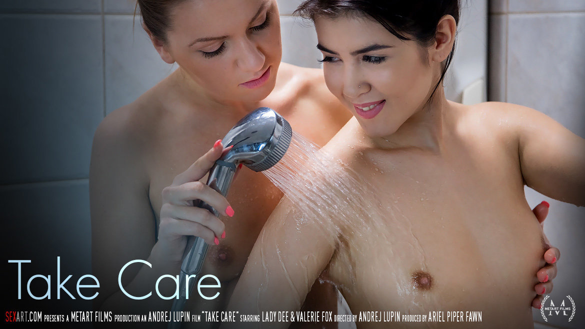 Take Care (Lady Dee, Valerie Fox) - SexArt
