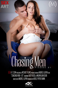 Cover: Chasing Men Episode 1 (Katy Rose) - SexArt