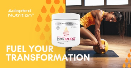 Adapted Nutrition Keto K1000