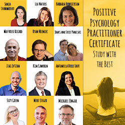 Positive Psychology Practitioner Certificate