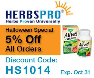 HerbsPro Halloween Specials