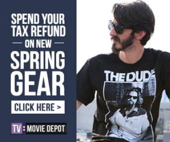 Spring Apparel and Merch to spend your Tax Rebate on