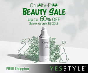 Cruelty-Free Beauty Sale Up to 60% OFF