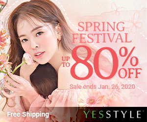 Spring Festival Up to 80% OFF