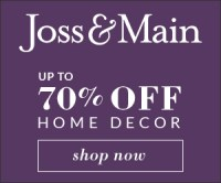 70% Discount at Joss and Main