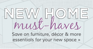 New Home Must-Haves