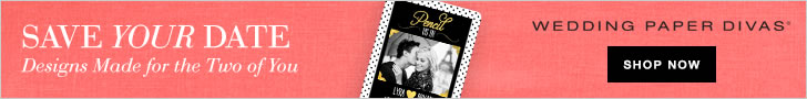 Save the Date Magnets from Wedding Paper Divas