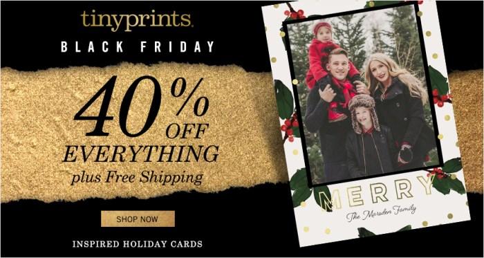 Tiny Prints - Black Friday Sale