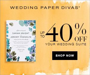 Wedding Paper Divas - Up to 40% Off Wedding Suite