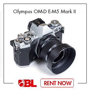 Olympus OM-D E-M5 II Micro 4/3 Digital Camera
