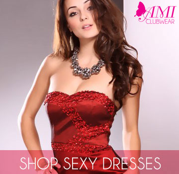 Shop for sexy dresses at AMIclubwear.com