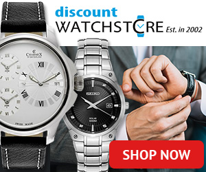 Shop Great Deals on Watches at DiscountWatchStore.com