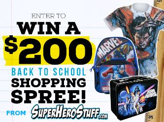 SuperHeroStuff - Shop Now!